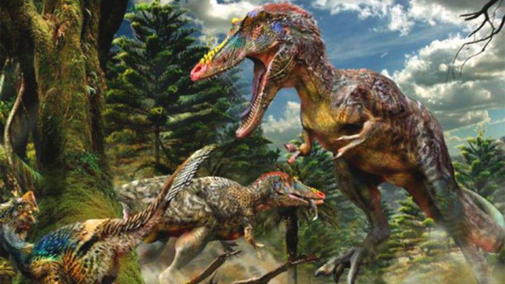 'Pinocho Rex', el último de los tiranosaurios descubiertos