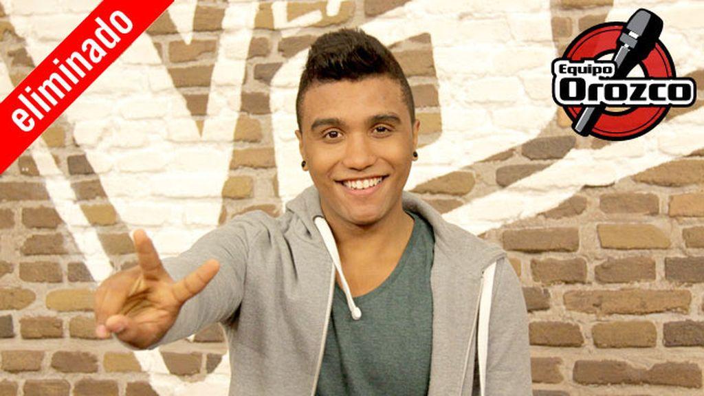 Rangel Da Silva, 18 años, equipo Orozco | Eliminado