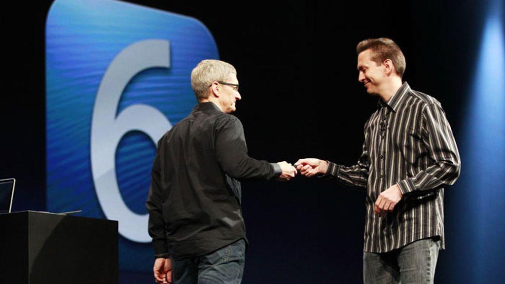 Apple revela su iOS 6, la última versión de su sistema operativo móvil