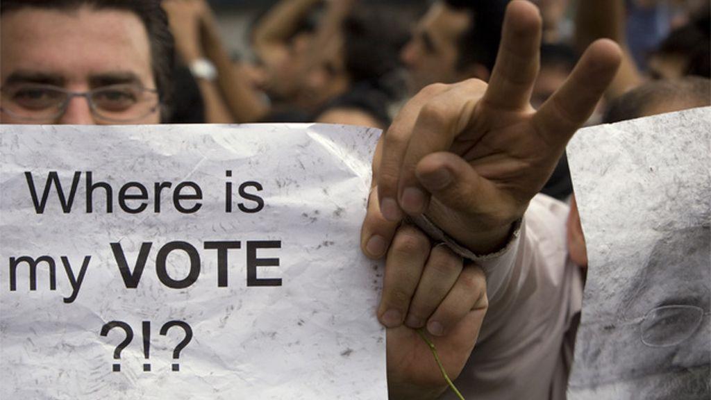 ¿Dónde está mi voto?