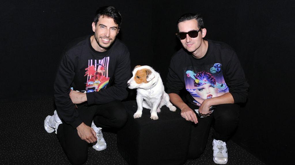 Tuvimos la suerte de conocer al famoso perro Pancho en el preestreno de su película