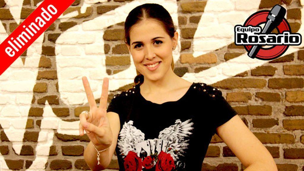 Mª del Carmen Muyor, 21 años, equipo Rosario
