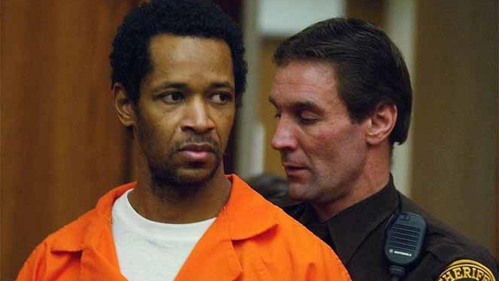 El preso John Allen Muhammad