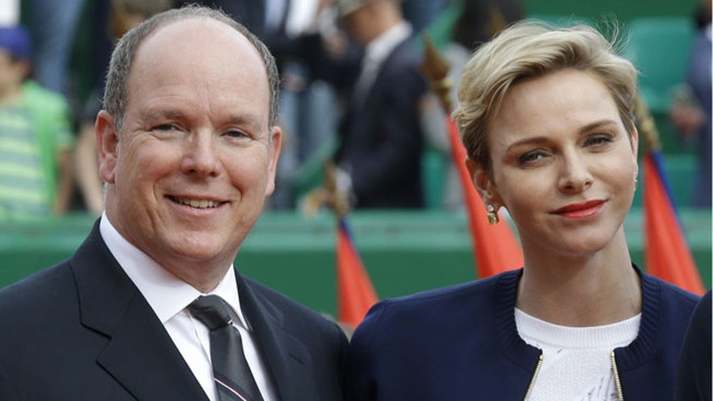 La jornada de tennis acaba con los rumores de crisis en la pareja