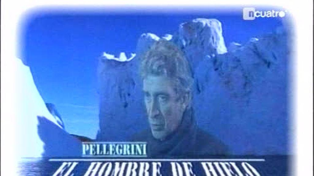 Pellegrini: El hombre de hielo