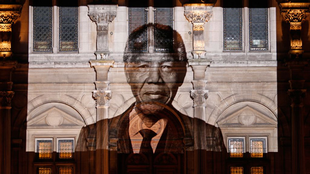 El mundo se despide de Nelson Mandela