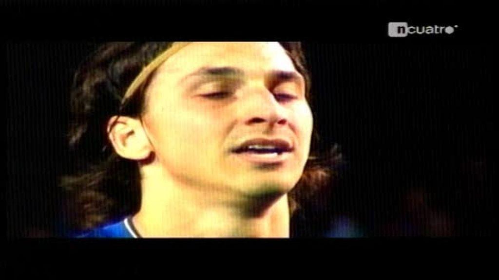 Culebrón Zlatan Ibrahimovic