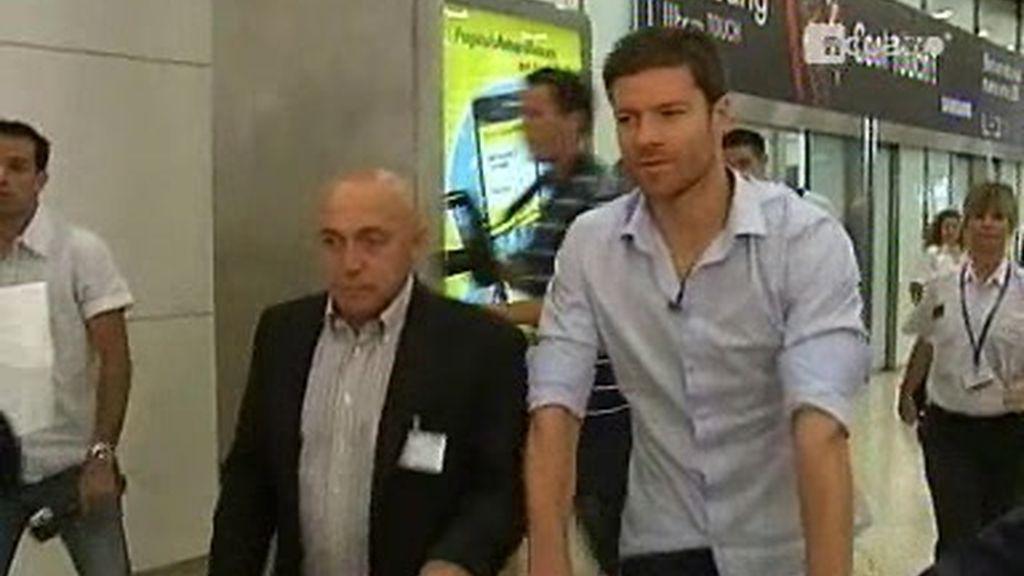 ¿Cómo ha sido el primer día de Xabi Alonso en Madrid?