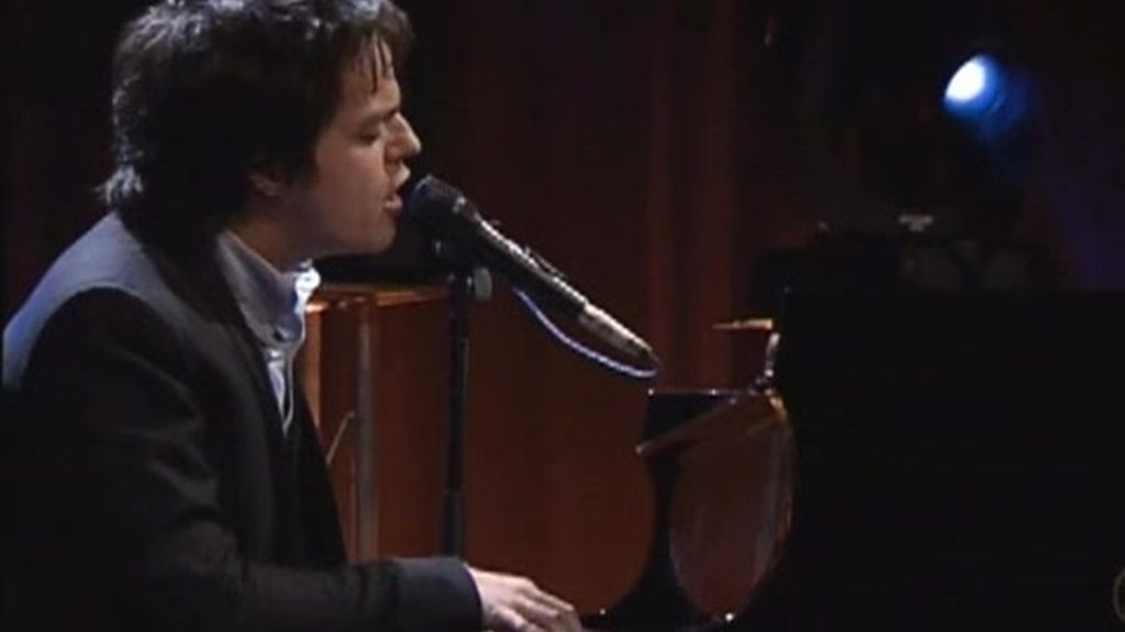 Jamie Cullum - I´m all over it en directo para Puro Cuatro