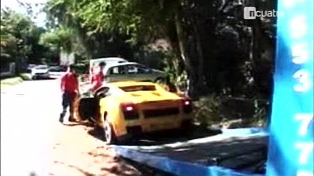 Karim Benzema sufre otro accidente de tráfico