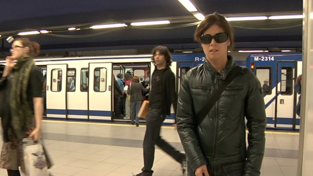Un paseo en metro, toda una aventura