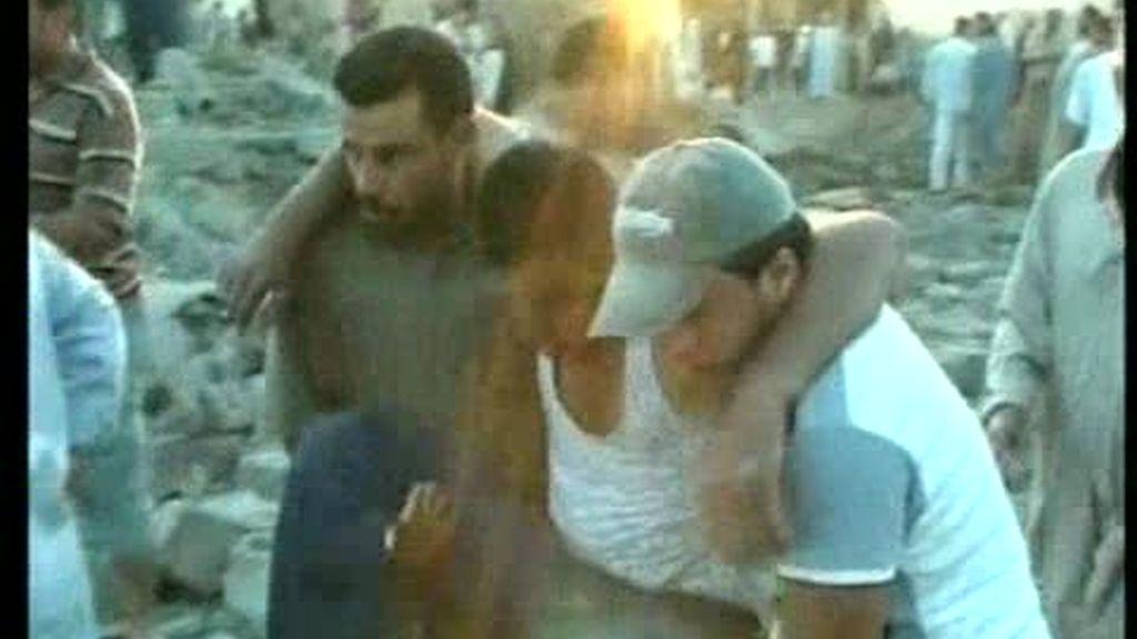 Atentado suicida en Irak.