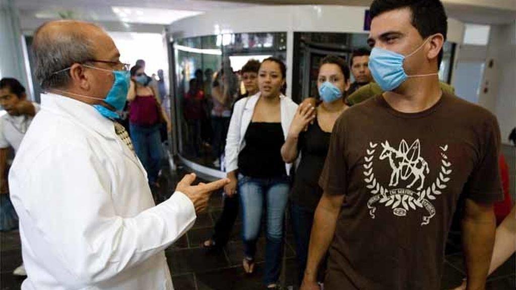 Precaución en Cancún