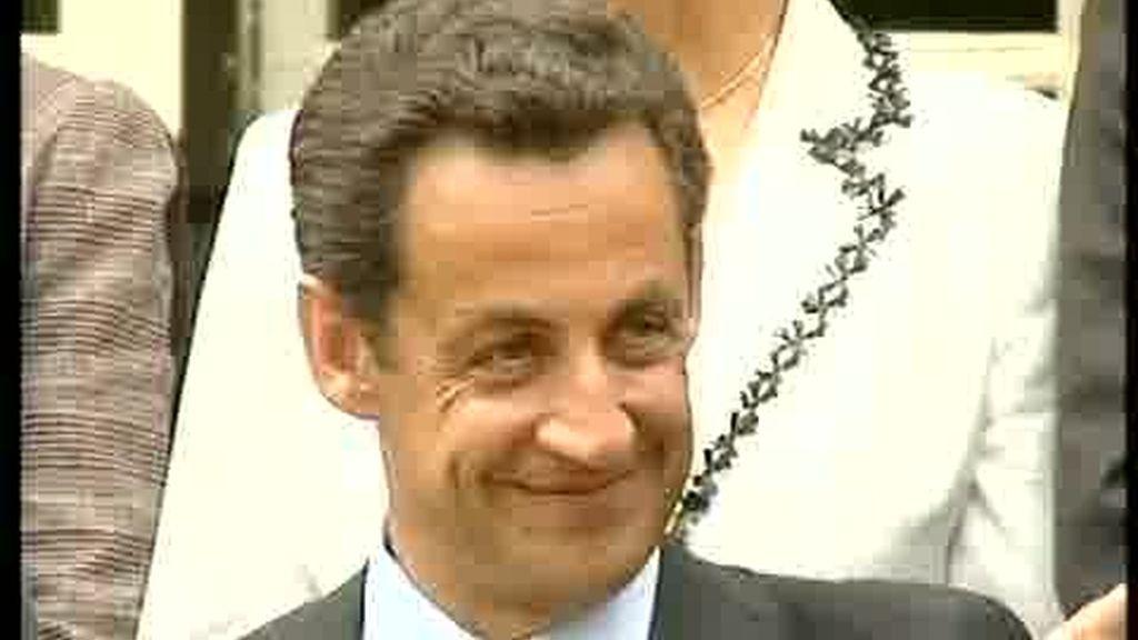 Polémica en Francia con el hijo de Sarkozy