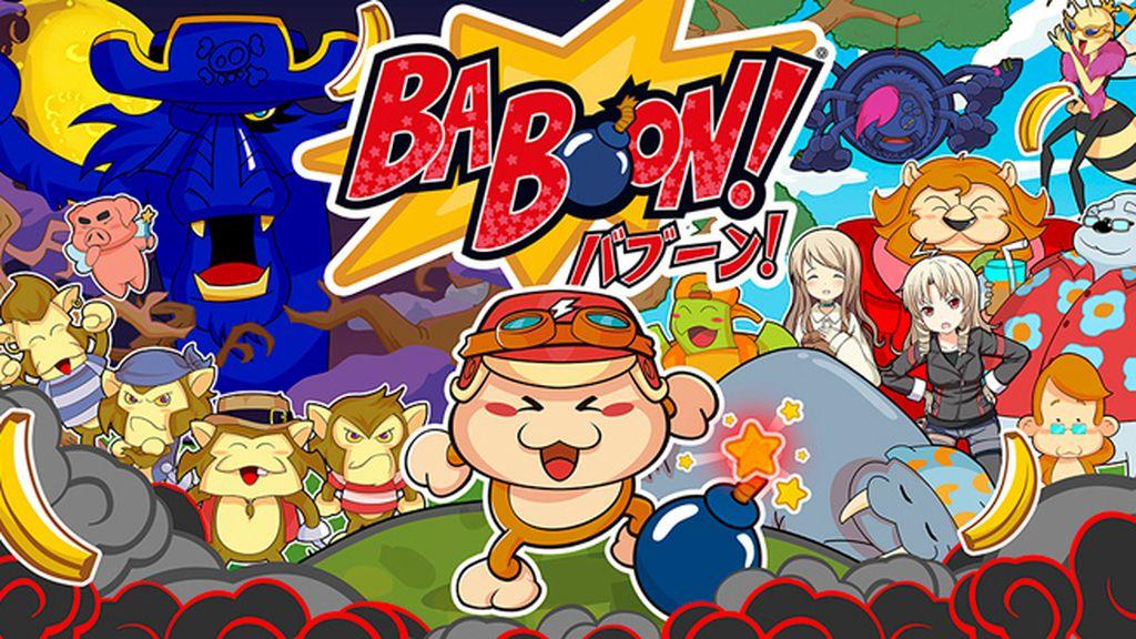 Baboon, vjuegos