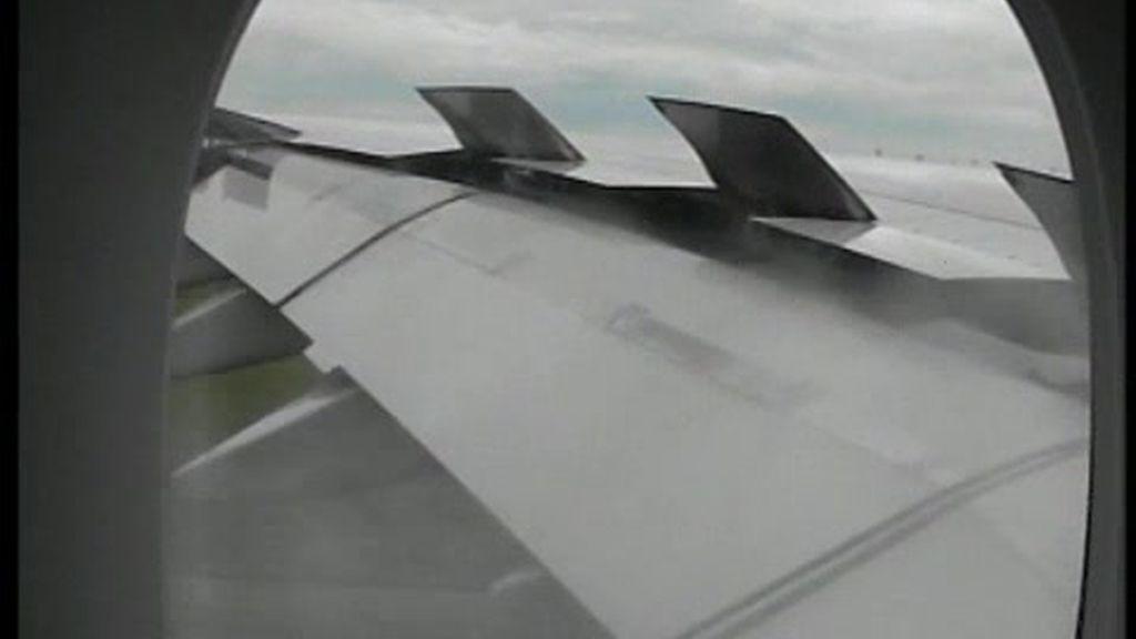 Qantas y Singapur Airlines paralizan sus Airbus