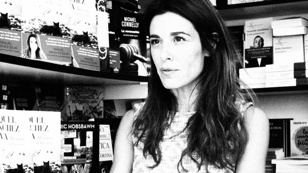 Raquel Sánchez Silva firmaba su primer libro 'Mañana a la seis'