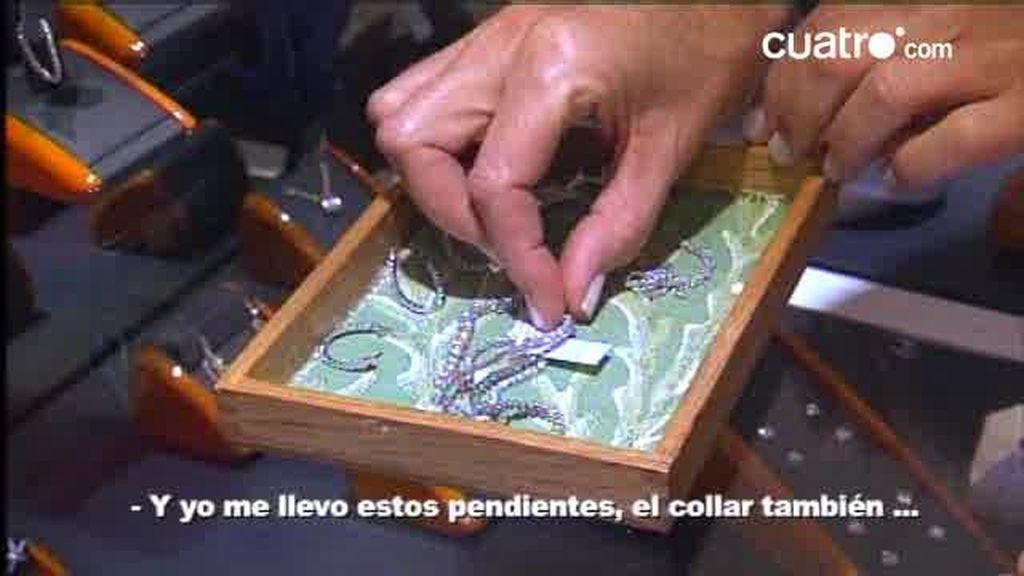 Marta gasta 20.000 dólares en diamantes
