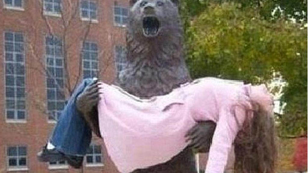 La venganza de la estatua