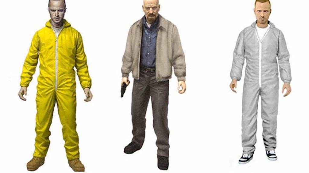 Toys 'R Us, muñecos de Breaking Bad, Breaking Bad, Bryan Cranston