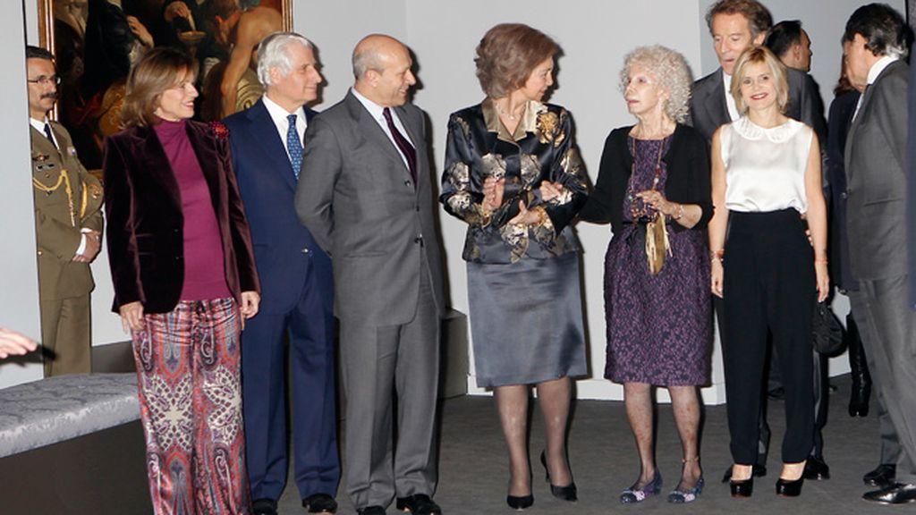 Rubens, Goya y muchos más artistas forman la colección privada de la Duquesa