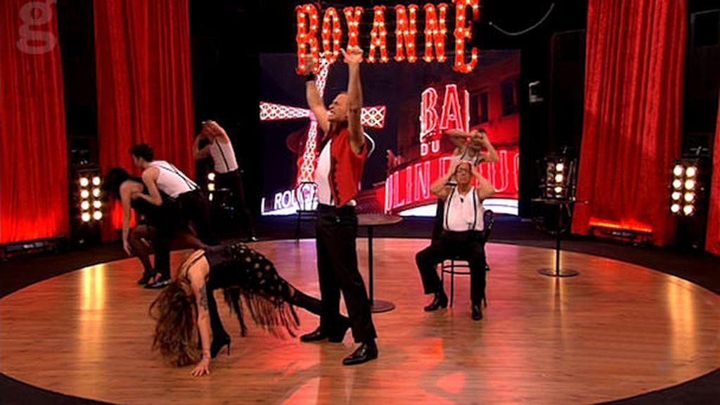 Tango de Roxanne