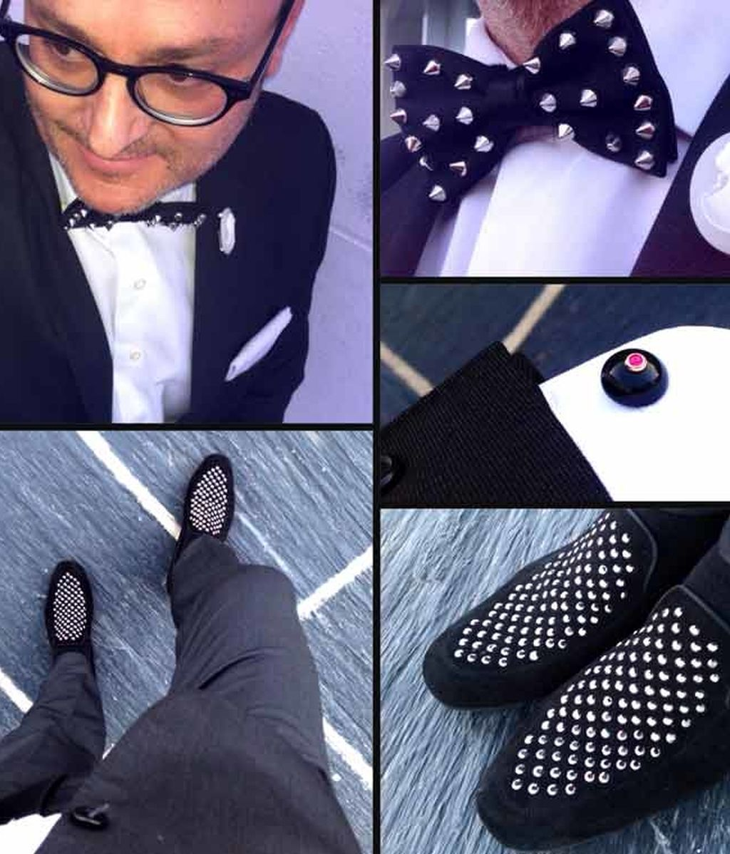 Black&White&Spikes (26/11/2013)