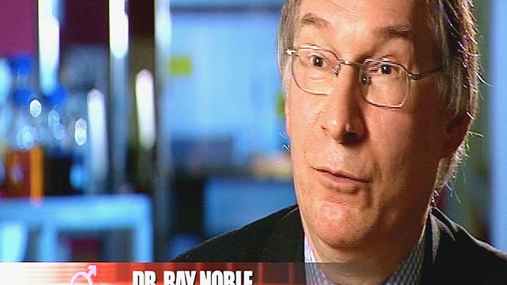 El psicólo y doctor Ray Noble analiza algunos de los temas más importantes del programa