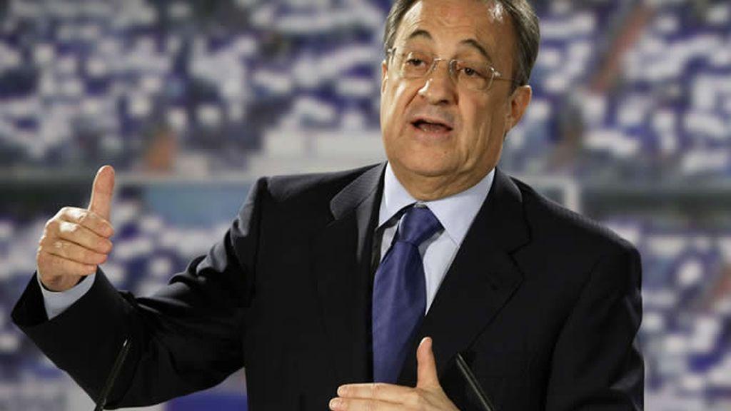 Florentino Pérez no tiene competencia para la presidencia