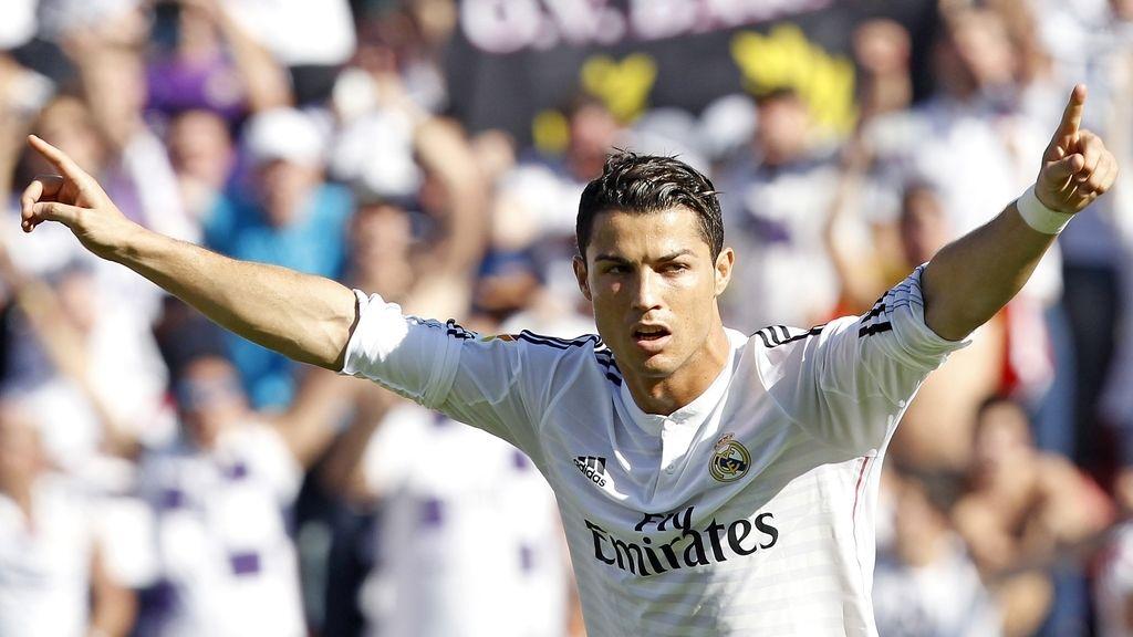 2. Cristiano Ronaldo (64.2 millones de euros)