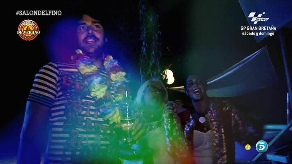 Los malos rollos quedan atrás en una fiesta de lo más divertida