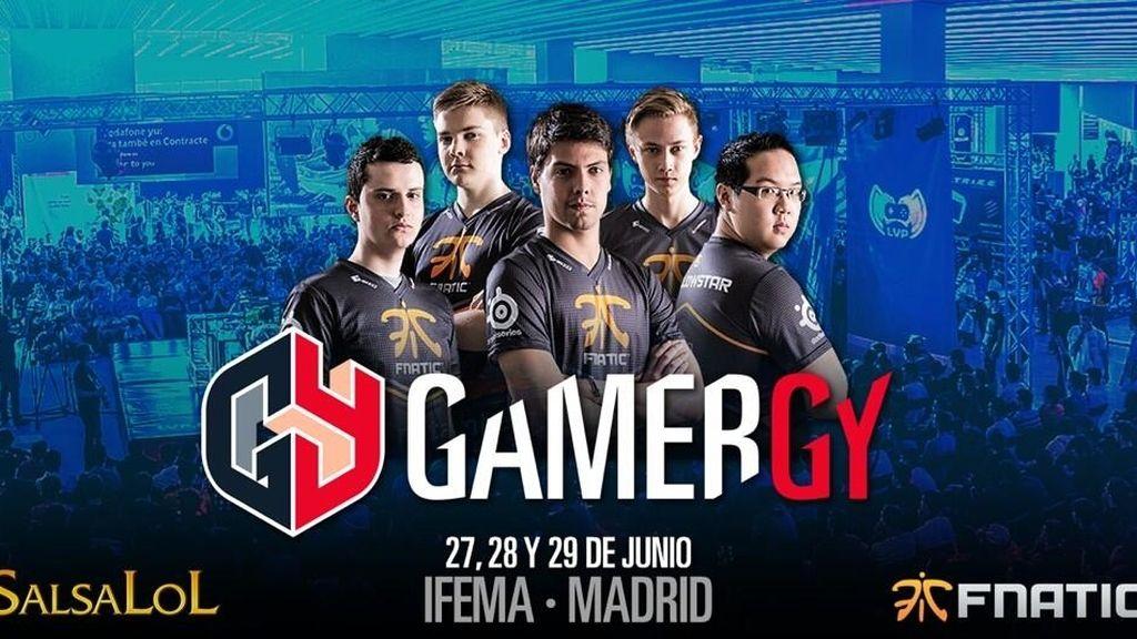 Gamergy, Fnatic, LVP, eSports, League of Legends, LCS