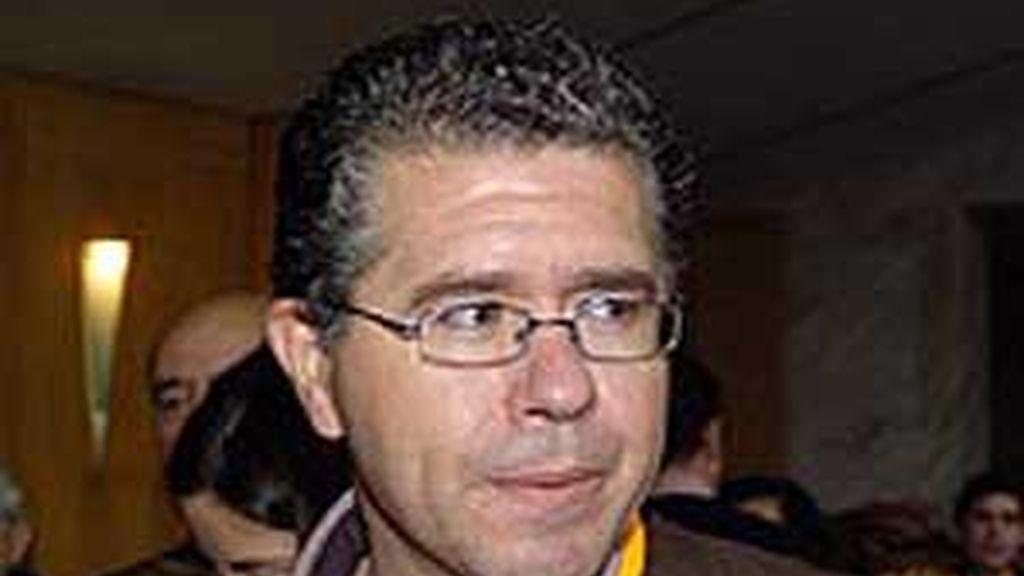 Francisco Granados ve necesario el aumento de la seguridad. Foto: EFE