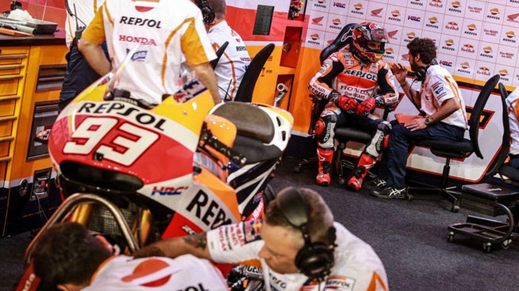 Marc Marquez, MotoGP, Qatar