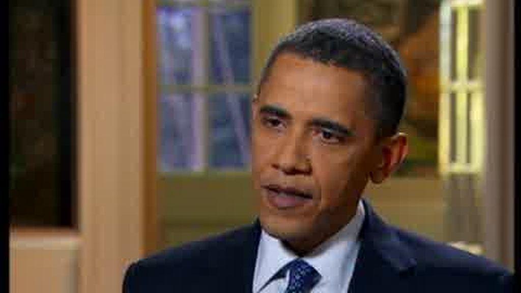 "Obama se declara ""furioso"" por la marea negra"
