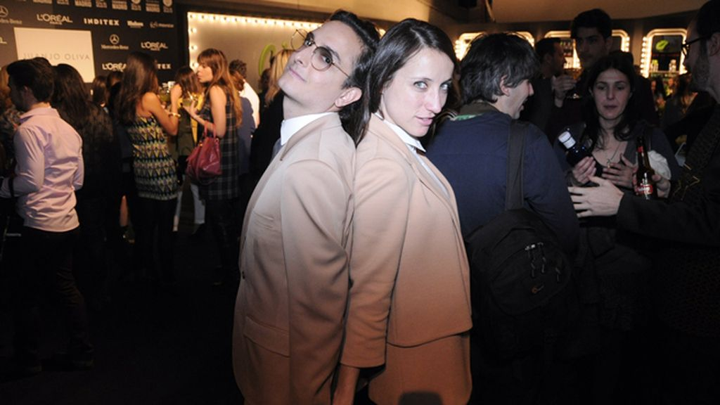 Josie y Raquel Sánchez... ¡Vaya par de gemelos!