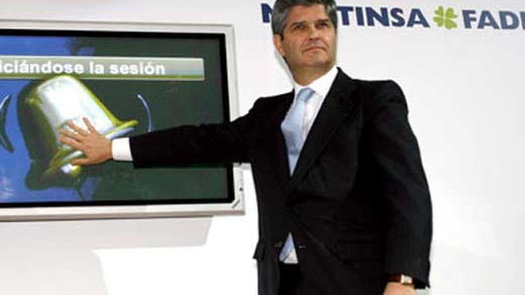 La crisis parece imparable, sobre todo en el sector inmobiliario. Vídeo: Informativos Telecinco.