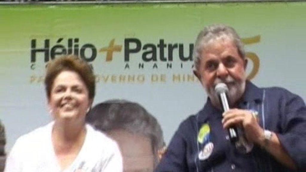 Dilama Roussef, la candidata favorita