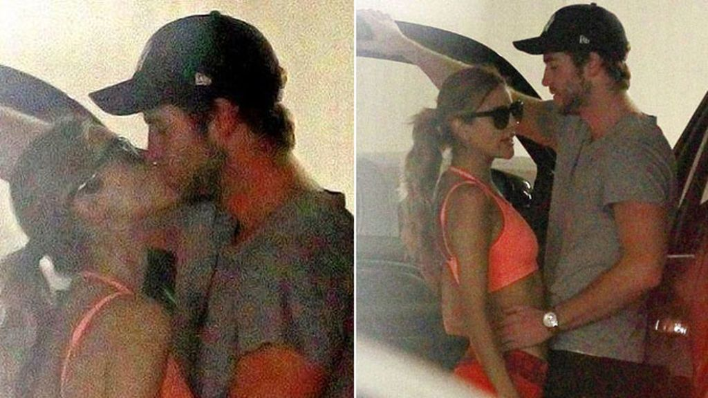 Liam disfruta de su amor con la mexicana Eiza González