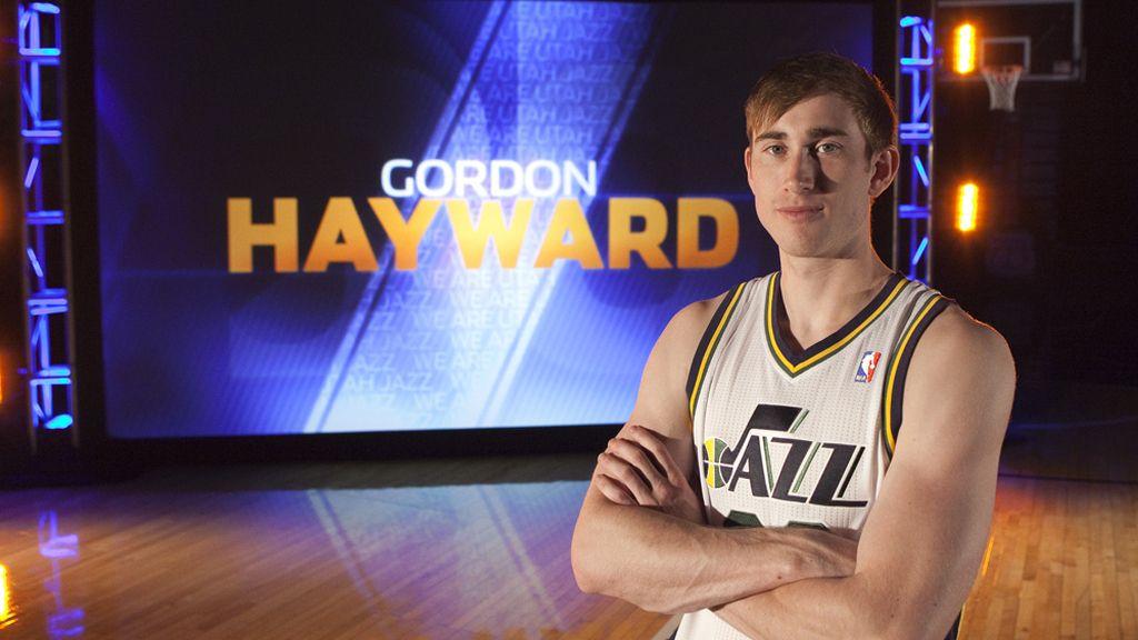 Gordon Hayward, baloncesto, NBA, League of Legends