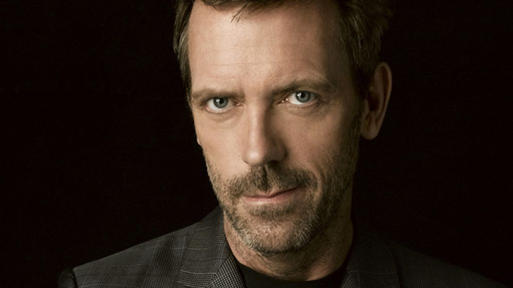 Hugh Laurie. House