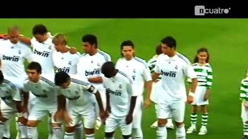 El 11 de la superproducción del Real Madrid