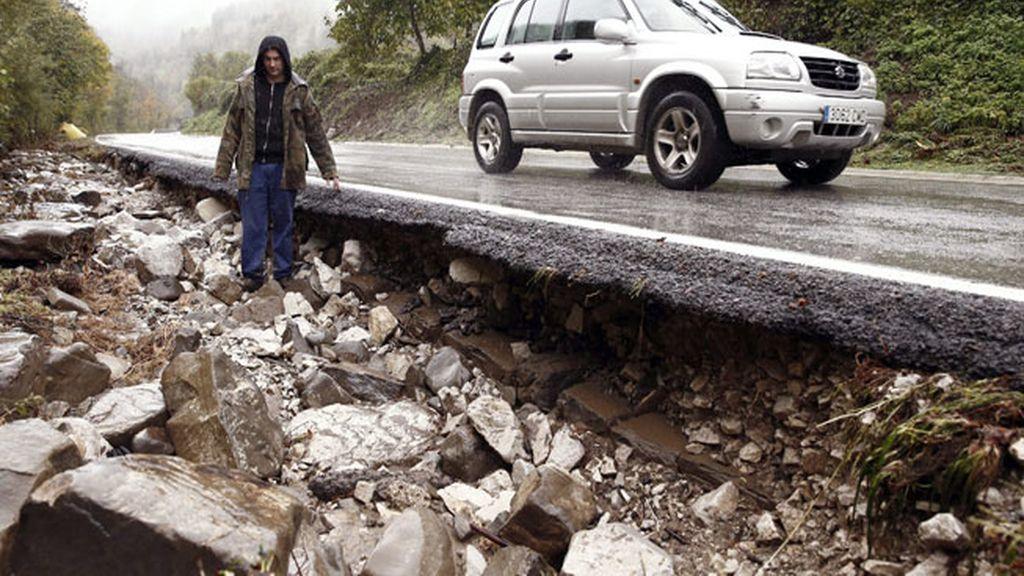 Veinte provincias en alerta por tormentas