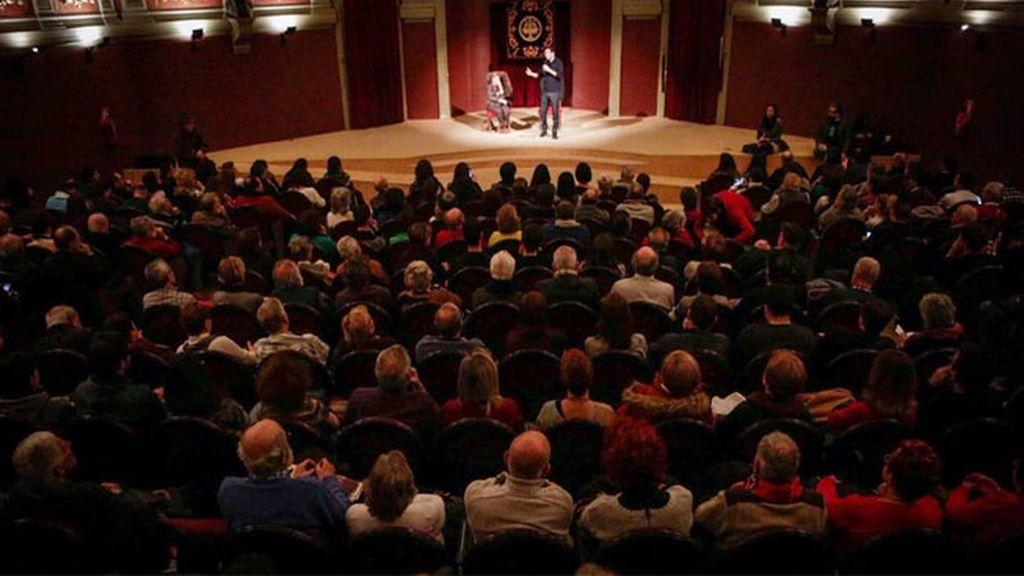 Asamblea ciudadana abierta en Ateneo de Madrid