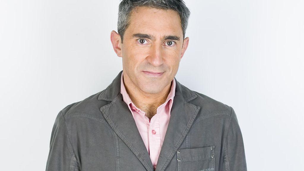 Jon Sistiaga. Reportero