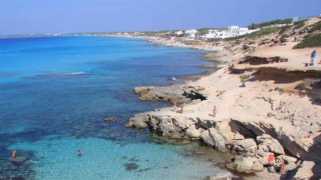 Caló d'es Mort (Formentera)