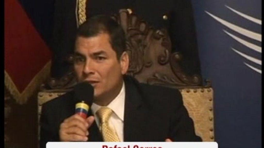 Correa destituye a toda la cúpula policial