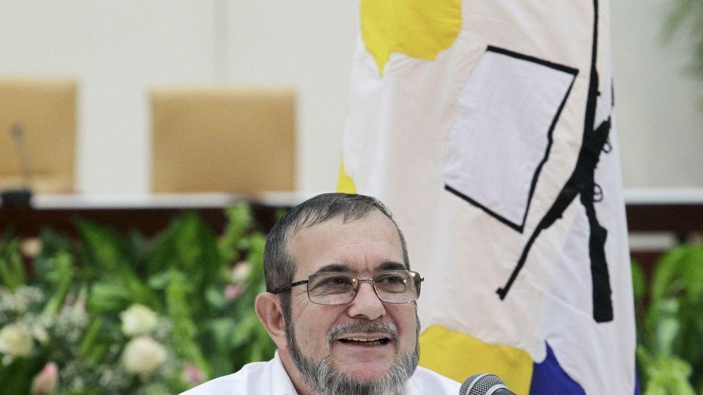 'Timochenko', jefe de las FARC