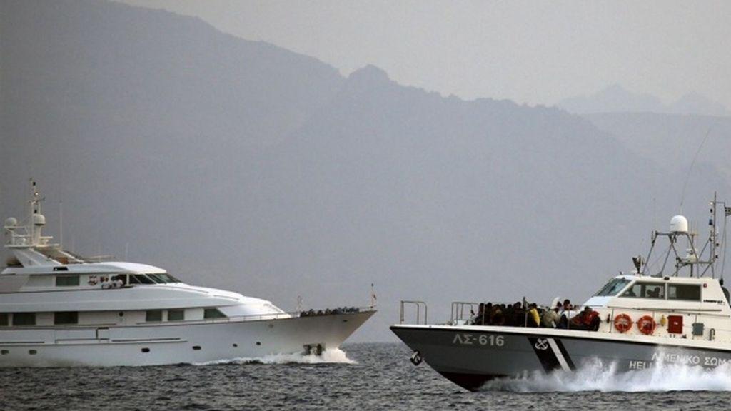 Muertos 18 refugiados en un nuevo naufragio en el Egeo
