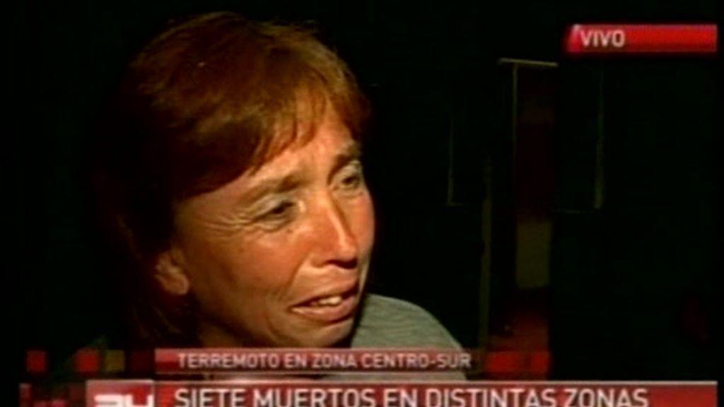 Testigos del terremoto